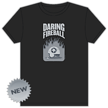 Thumbnail of a black DF helmet t-shirt.