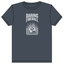 Thumbnail of Daring Fireball 'Helmet' t-shirt.