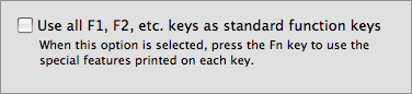 Screenshot from Leopard's Keyboard and Mouse prefs panel
