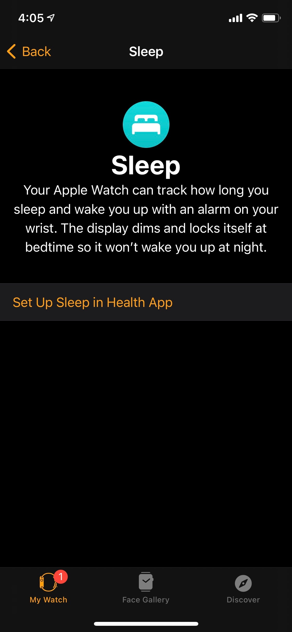 ★ How to Enable 'Your Watch Is Fully Charged' Notifications in WatchOS 7 and iOS 14